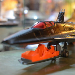 G.I. Joe Cobra Night Raven