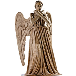 Doctor Who Weeping Angel Stand-up