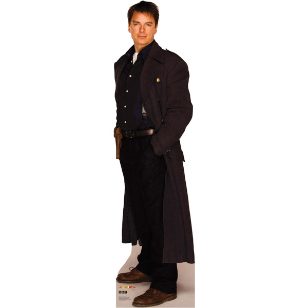 Doctor Who Captain Jack Harkness Stand-up