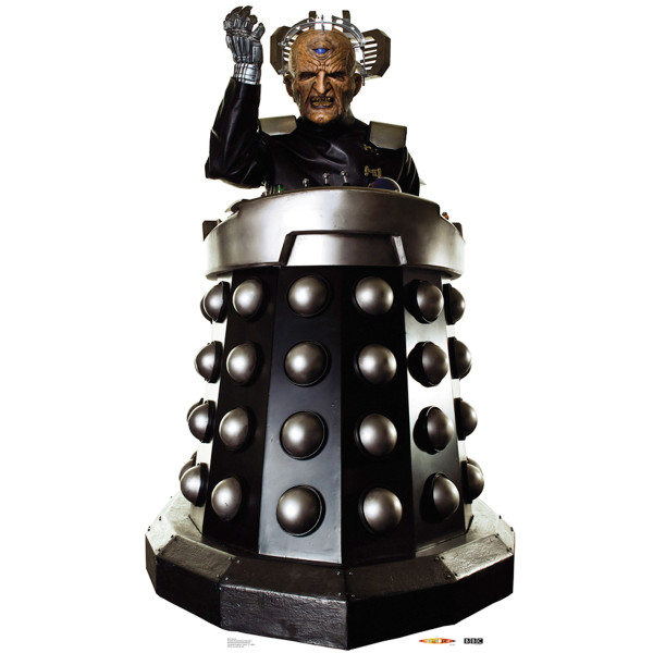 Doctor Who Dalek Davros Stand-up