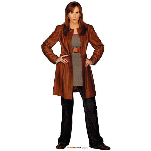 Doctor Who Donna Noble Stand-up