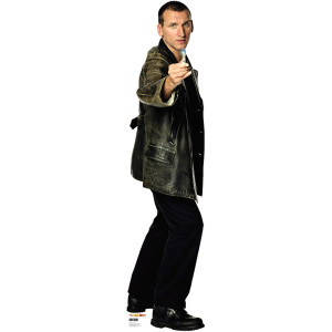 Doctor Who Christopher Eccleston 9th Doctor Stand-up