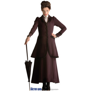 "Doctor Who Mistress ""Missy"" / The Master Stand-up"
