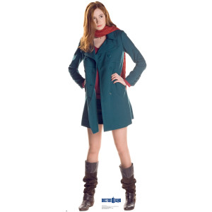 Doctor Who Amy Pond Stand-up