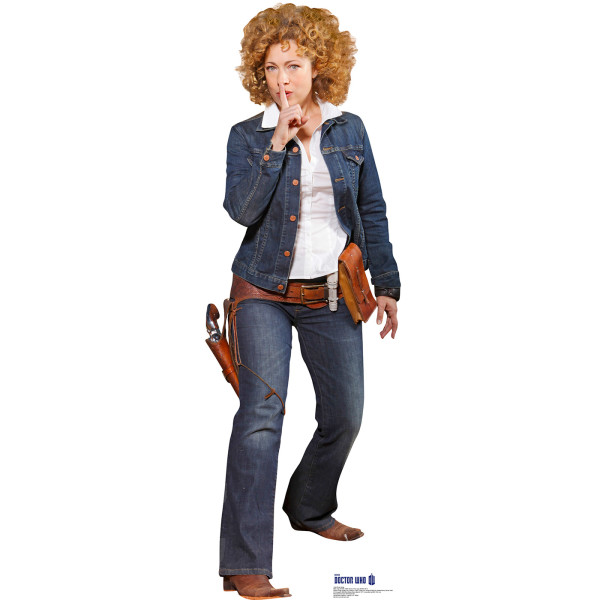 Doctor Who River Song Stand-up