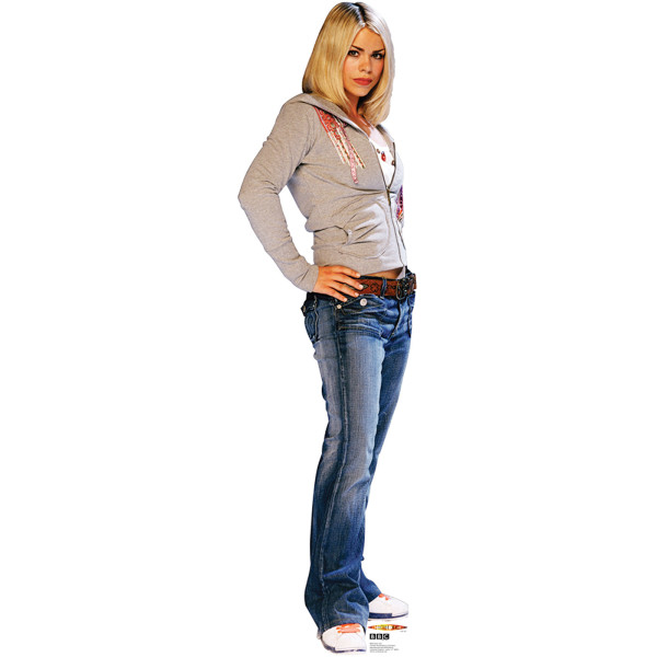 Doctor Who Rose Tyler Bille Piper Stand-up