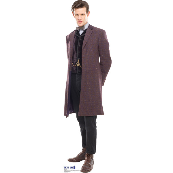Doctor Who Matt Smith 11th Doctor Stand-up