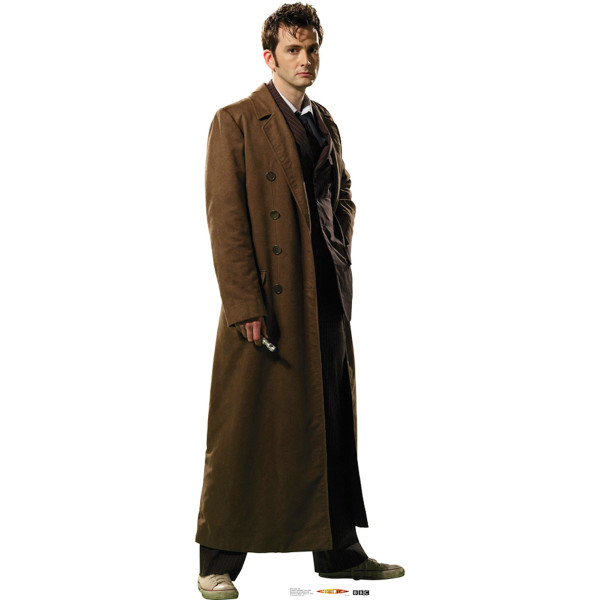 Doctor Who David Tennant 10th Doctor Stand-up