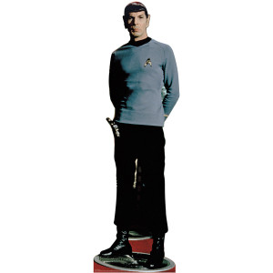 Star Trek Mr. Spock Stand-up