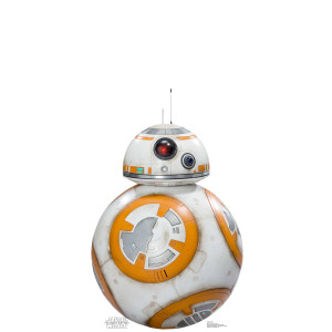 Star Wars Force Awakens BB-8 Standup