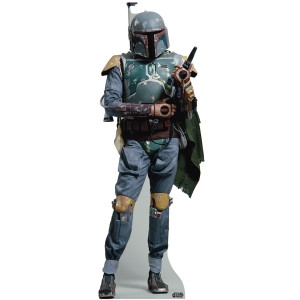 Star Wars Boba Fett Standup