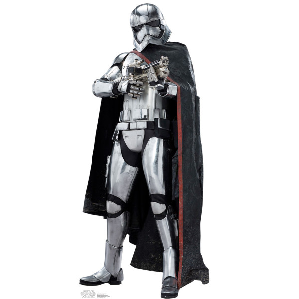 Star Wars Force Awakens Captain Phasma Standup