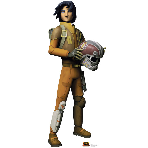 Star Wars Rebels Ezra Standup
