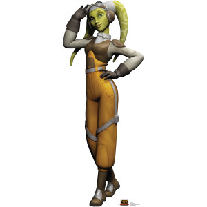 Star Wars Rebels Hera Standup