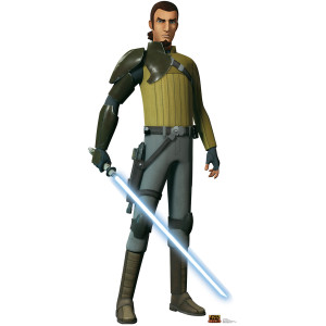 Star Wars Rebels Kanan Standup