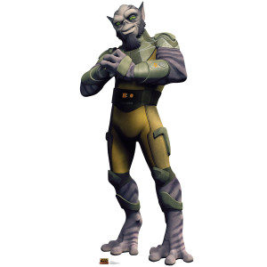 Star Wars Rebels Zeb Standup