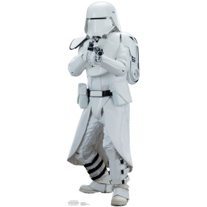 Star Wars Force Awakens Snowtrooper Standup
