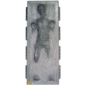 Star Wars Han Solo in Carbonite Standup
