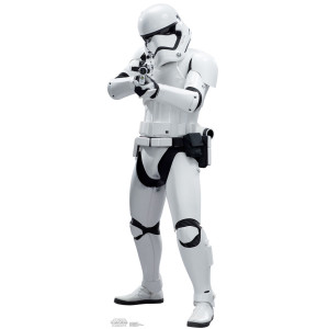 Star Wars Force Awakens Stormtrooper Standup
