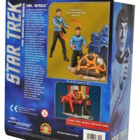 Star Trek Select Spock Action Figure