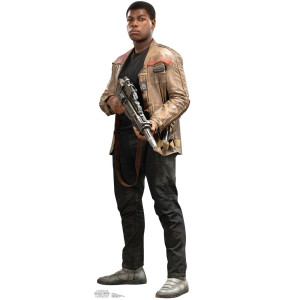 Star Wars Force Awakens Finn Standup
